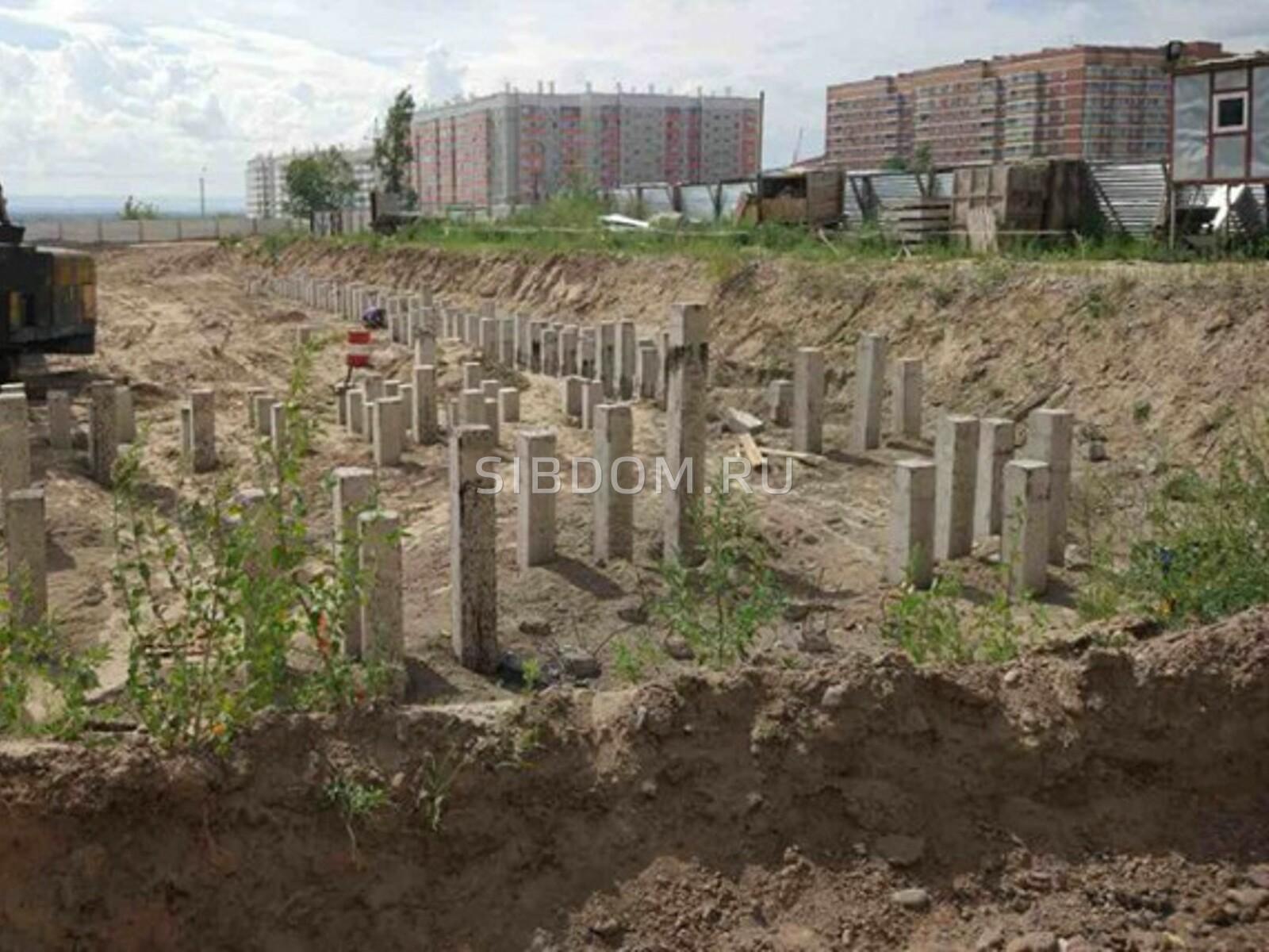 Янтарный бетон куплю цемент в мешках москва