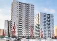 МИЧУРИНО, дом 2, стр 1: Ход строительства 16 января 2020