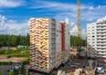 ЛЕСНОЙ МАССИВ, дом 1.7: Ход строительства 25 августа 2020