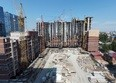 ЮТССОН, корпус 2: Ход строительства июнь 2021