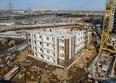 Светлогорский пер, 1 дом, 4 стр: Ход строительства 1 апреля 2021