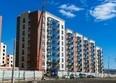 Жилой комплекс Академгородок, дом 1, корп 1: Ход строительства 23 апреля 2019