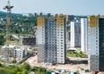 Жилой комплекс КУРЧАТОВА, дом 8, стр 2: Ход строительства 16 августа 2019