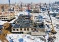 SCANDIS OZERO (Скандис Озеро), д. 7: Ход строительства 2 марта 2021