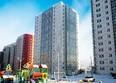 Жилой комплекс НОВОНИКОЛАЕВСКИЙ ж/к, 2 дом, 3 стр: Ход строительства 11 декабря 2018