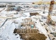 Жилой комплекс Светлогорский пер, 1 дом, 1 стр: Ход строительства 20 февраля 2019