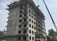 Жилой комплекс КОРИЦА, дом 2: Ход строительства 2 августа 2019