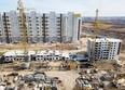 Жилой комплекс Иннокентьевский, 3 мкр, дом 2: Ход строительства 7 апреля 2019