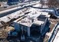 МЕСТО: Ход строительства 8 апреля 2021