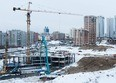 Жилой комплекс АКАДЕМИЯ, 1 корпус: Ход строительства январь 2019
