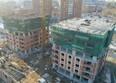 Жилой комплекс ЭРМИТАЖ: Ход строительства апрель 2019