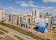 Солнечный, 3 мкр, 7 квартал, дом 7: Ход строительства 30 мая 2021