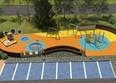 Green Park (Грин Парк): Макет детской площадки
