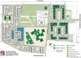 ЭВОЛЮЦИЯ, 2 оч, б/с 4-14: План расположения домов в жилом районе «Эволюция»