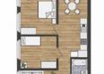 ФРАНЦУЗСКИЙ КВАРТАЛ, дом 56: 4-комнатная 1 этаж с террасой