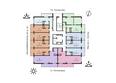 ВОСХОД: Планировка 11-19 этажей