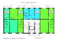 КОЛИБРИ : Планировка 1 этажа