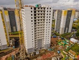 Продается 1-комнатная квартира КУРЧАТОВА, дом 11, стр 1, 46.5  м², 3480000 рублей