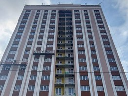 Продается 2-комнатная квартира Монтажников, 6, 55.7  м², 3224900 рублей