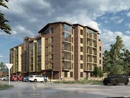 Продается 1-комнатная квартира TERRASA (Терраса), 42.69  м², 4695900 рублей