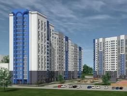 1-комнатная квартира, 35.65  м², 4/12 этаж