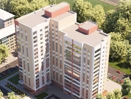 4-комнатная квартира, 101.33  м², 3-7/16 этаж
