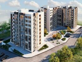 Продается 2-комнатная квартира Life (Лайф), дом 1, б/с 1, 60.74  м², 7501390 рублей