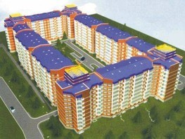 1-комнатная квартира, 34  м², 2/16 этаж