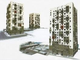 Продается 2-комнатная квартира Некрасова, 45, 75  м², 6500000 рублей