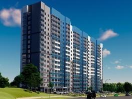 3-комнатная квартира, 61.5  м², 1/16 этаж