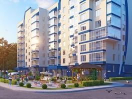 4-комнатная квартира, 99.75  м², 2-3/8 этаж
