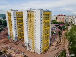 Продается 2-комнатная квартира КУРЧАТОВА, дом 10, стр 1, 58  м², 4300000 рублей