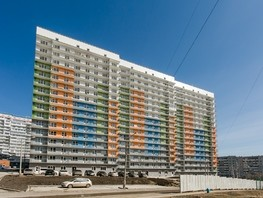 1-комнатная квартира, 37.6  м², 9/16 этаж