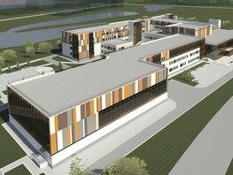 Новостройка Общеобразовательная школа на 1280 мест в мкр-не Пашенный