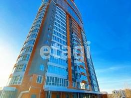 3-комнатная квартира, 89.7  м², 23/25 этаж
