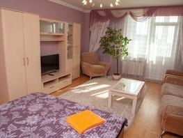 1-комнатная квартира, 43  м², 9/24 этаж