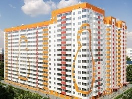 2-комнатная квартира, 69.19  м², 11/17 этаж
