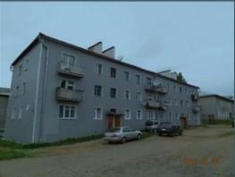 3-комнатная квартира, 52.4  м², 3/3 этаж