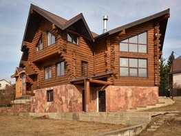 Дом, 346  м², 2 этажа, участок 10 сот.