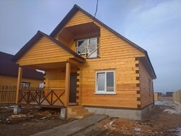 Дом, 120  м², 1 этаж, участок 8 сот.