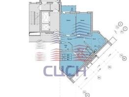 3-комнатная квартира, 96  м², 4/12 этаж