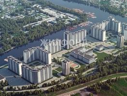 2-комнатная квартира, 59.5  м², 2-16/17 этаж
