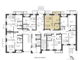 1-комнатная квартира, 39.9  м², 1/12 этаж