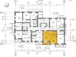 2-комнатная квартира, 42.8  м², 2/10 этаж