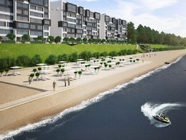 Продается 3-комнатная квартира Эко-квартал Flora&Fauna (Флора и Фауна), дом 12, блок А, 101.8  м², 15500000 рублей
