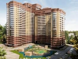 Продается 1-комнатная квартира СОСНЫ, б/с 1,2, 40.72  м², 3800000 рублей