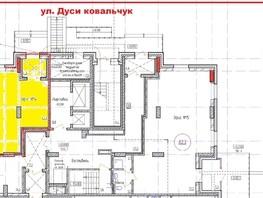 Продается Офис Дуси Ковальчук ул, 52.54  м², 3300000 рублей