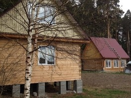 Дом, 110  м², 1 этаж, участок 1200 сот.