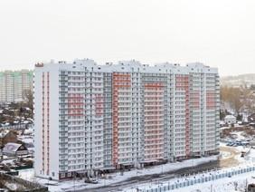 Новостройка СЕРЕБРЯНЫЙ мкр, квр 1, 2 дом