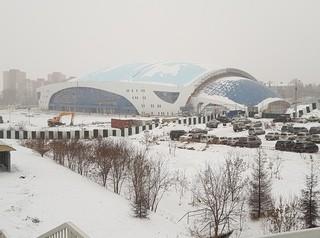 В Иркутской области возводят 16 спортобъектов